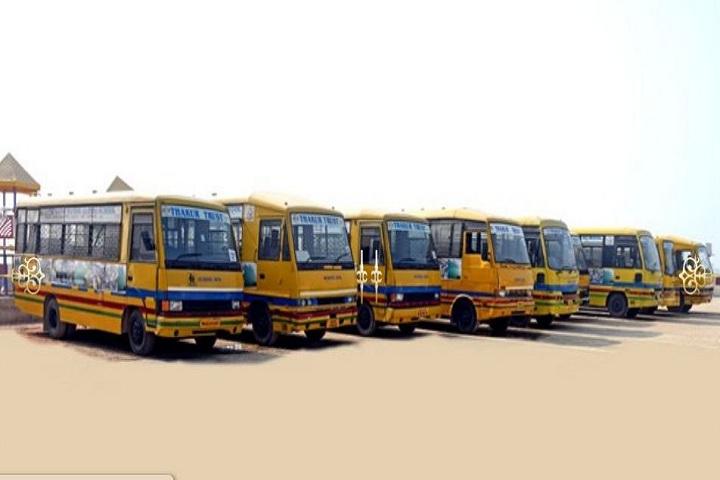 Thakur Vidya Mandir Global School-Transport facility