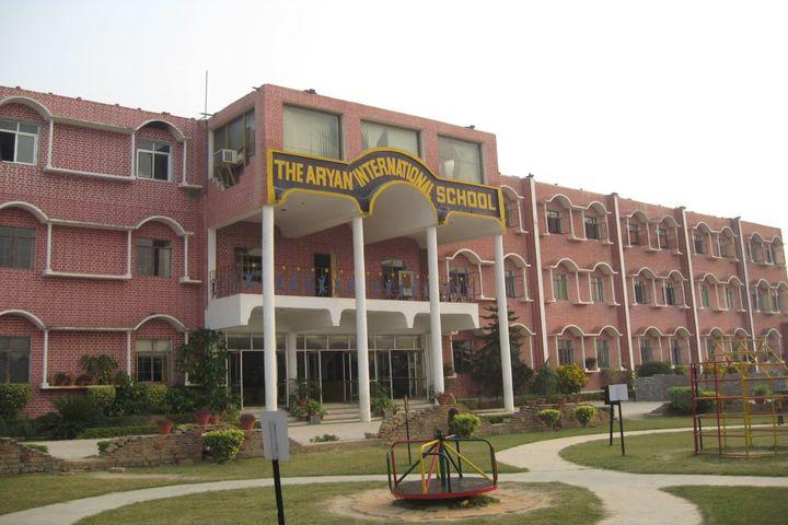 The Aryan International School-School Building