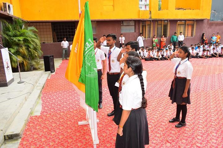 The Avadh School-Investiture ceremony