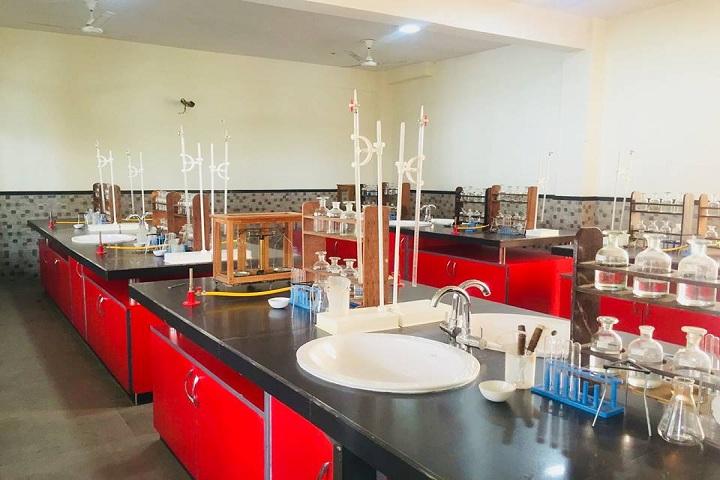 The Chintels School-Chemistry Lab