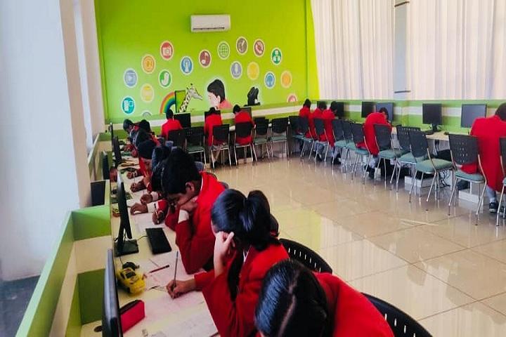 The Chintels School-Computer Lab
