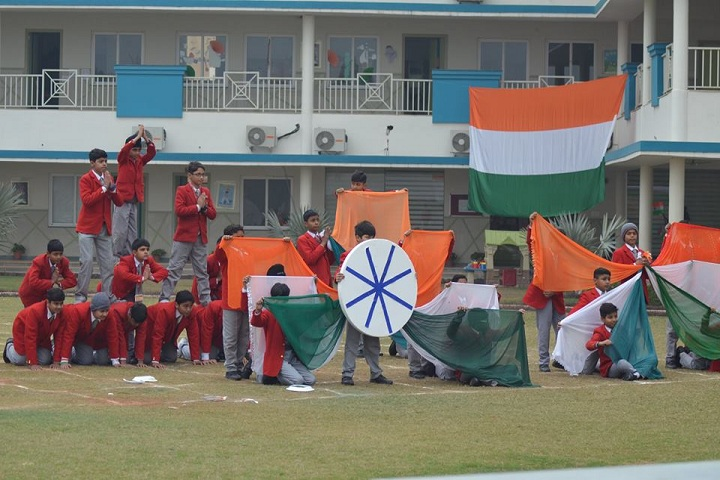 The Chintels School-Republic Day Celebrations