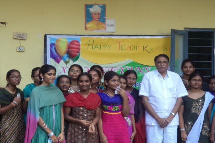 Gorkey Public School - Teachers Day