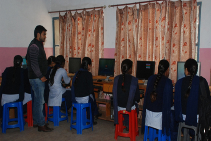 Government Secondary High School-Computer Lab