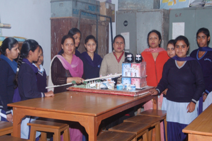 Government Secondary High School-Science Lab