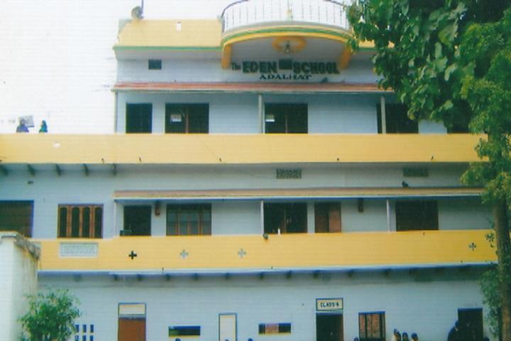 The Eden School-Campus view