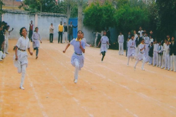 The Eden School-Play ground
