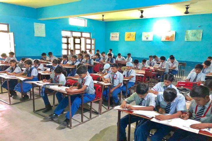 The Elite Academy-Classroom
