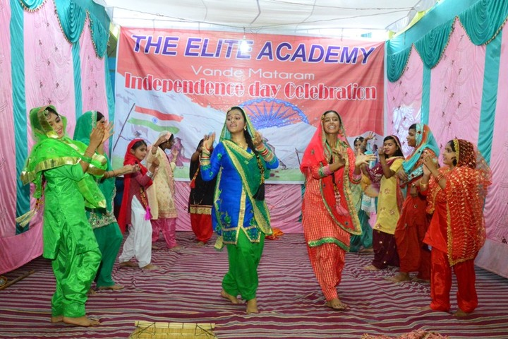 The Elite Academy-Cultural Event