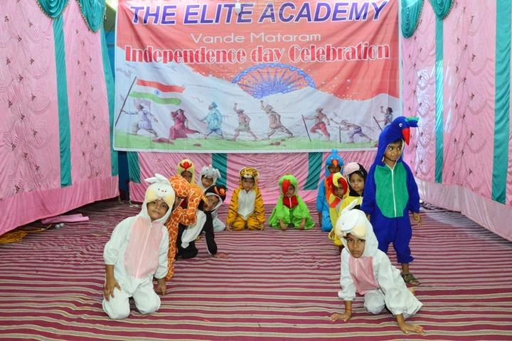 The Elite Academy-Independance Day
