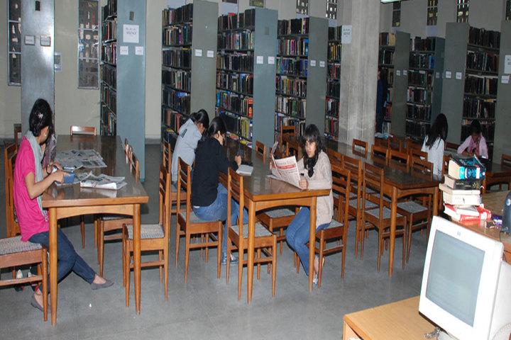 The Elite Academy-Library
