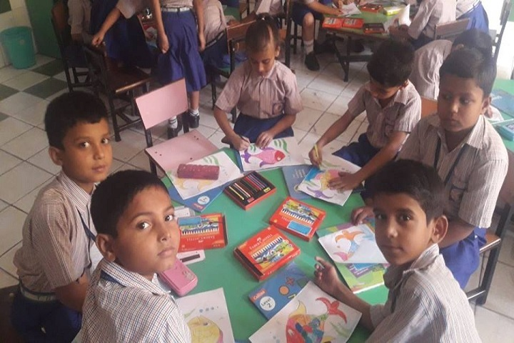 The Ganges World School-Activity