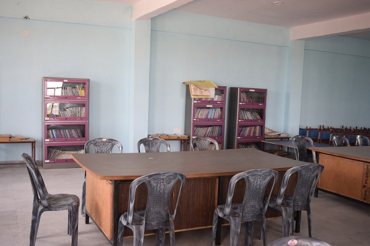 The Ganges World School-Library
