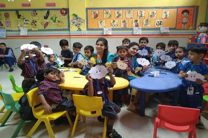 The International School Agra-Activity