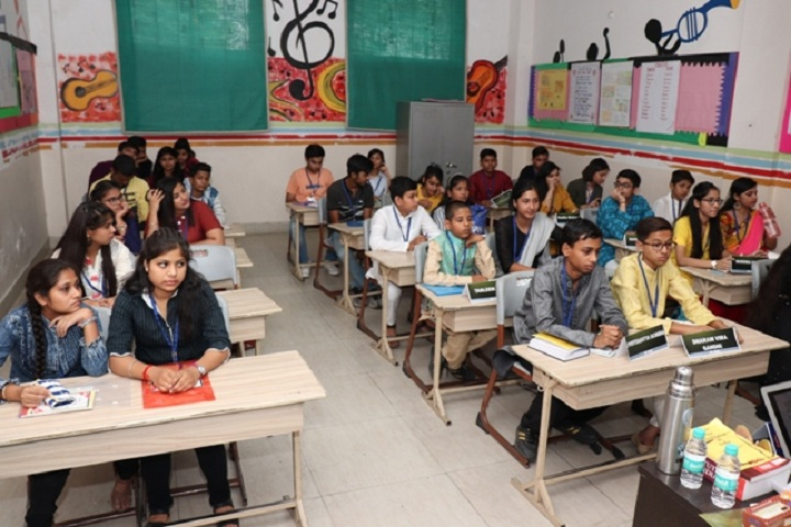 The International School Agra-Classroom