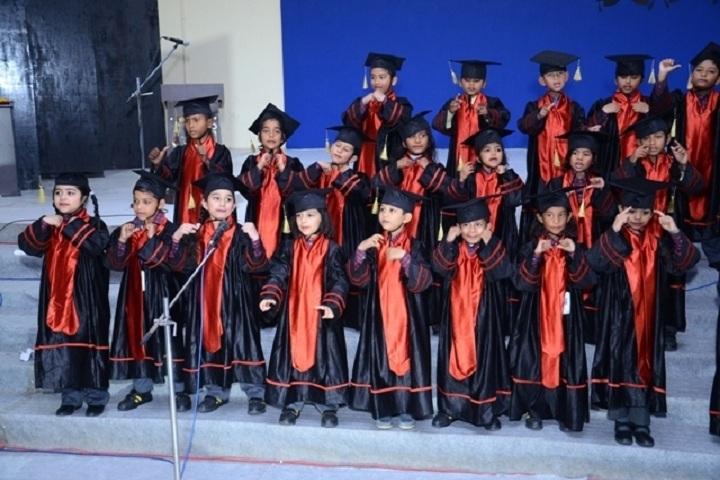 The International School Agra-Graduation day