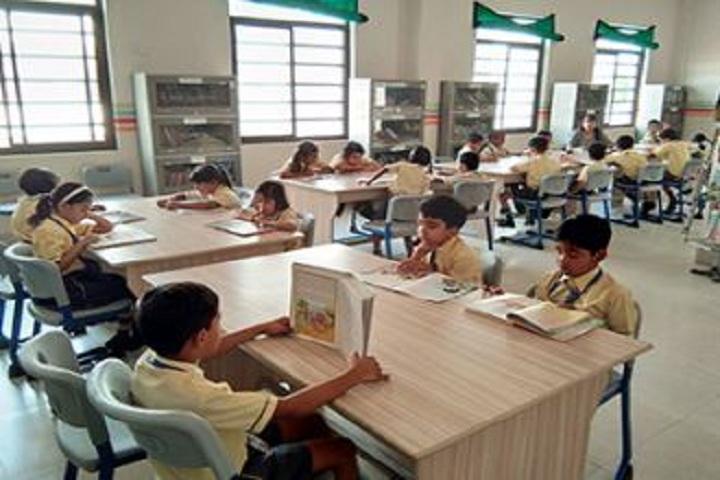 The International School Agra-Library
