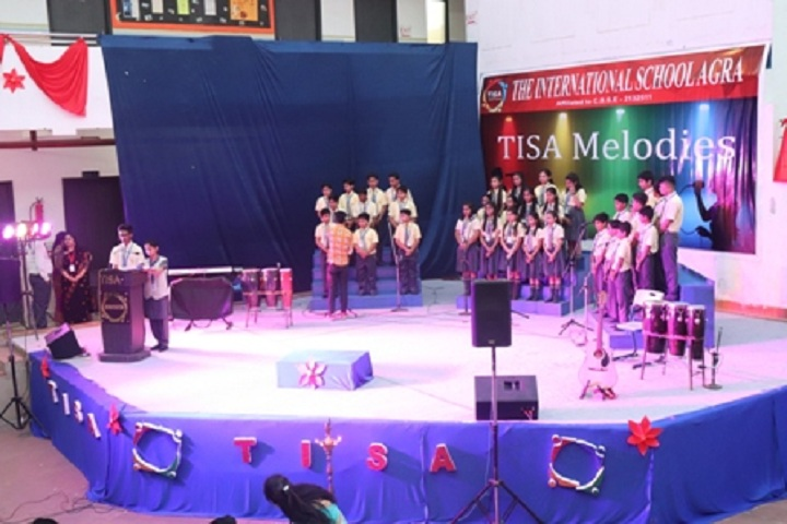 The International School Agra-Tisa melodies