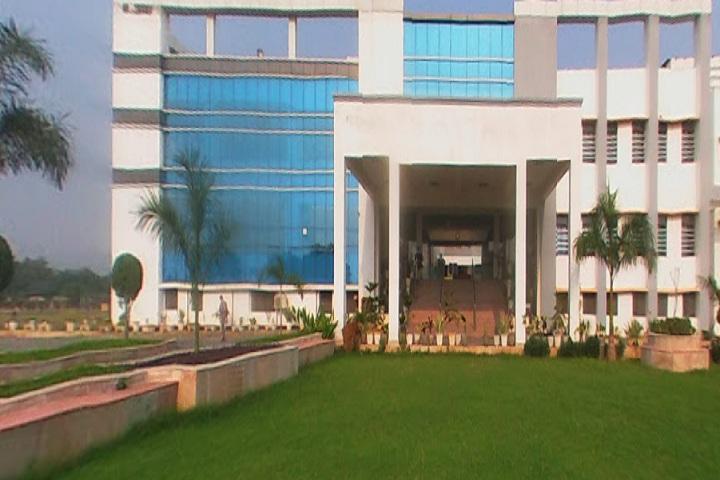 The International School Agra-School Building