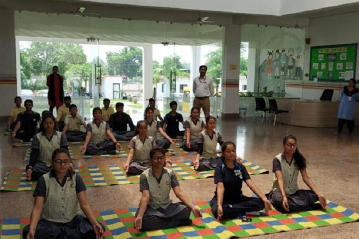 The International School Agra-Yoga