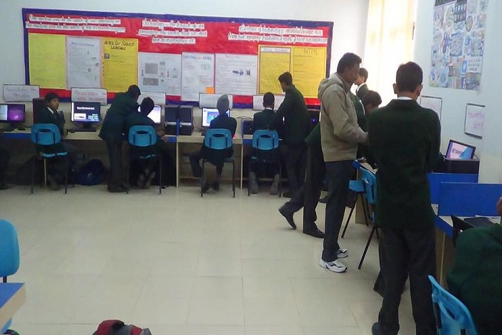 The New Heights School-Computer Lab