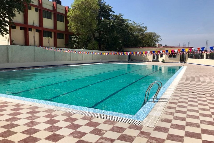 The New Heights School-Swimming Pool