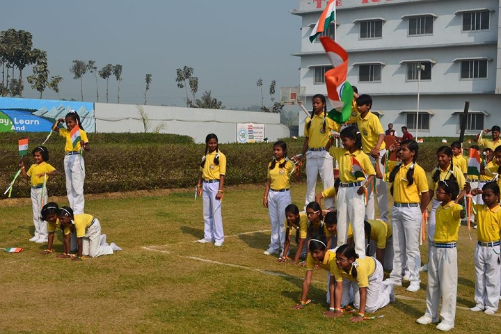 The Royal Academy-Annual sports day