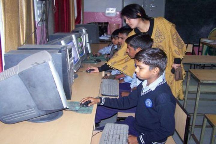 Government Senior Secondary School-Computer Labs
