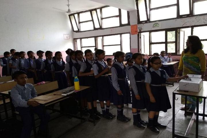 Government Senior Secondary School-Elections