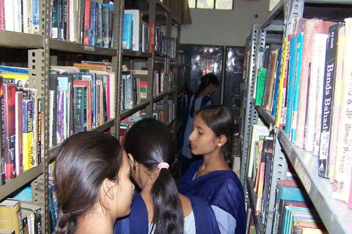 Government Senior Secondary School-Library