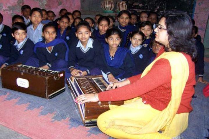 Government Senior Secondary School-Music Room
