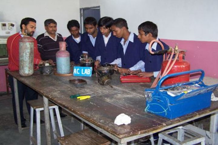 Government Senior Secondary School-Science Labs