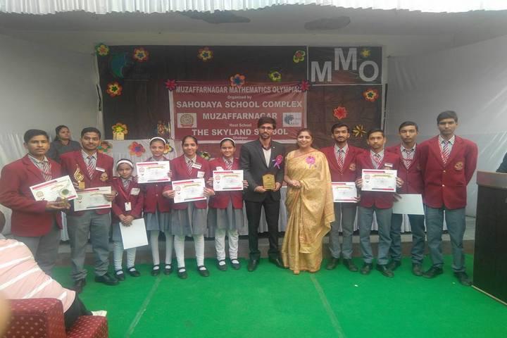 The Skyland School-Prize Distribution