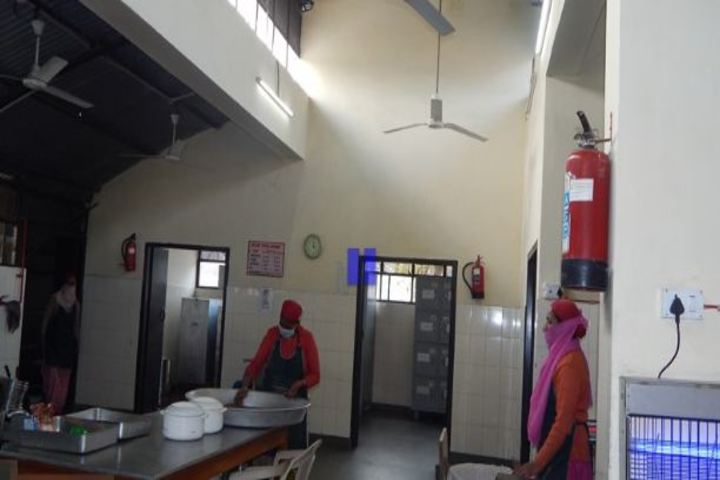 Government Senior Secondary School-Canteen