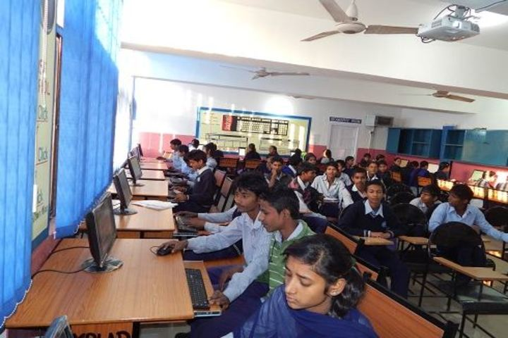 Government Senior Secondary School-Computer Labs