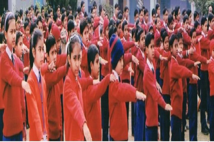 Theosophical Inter College-Assembly