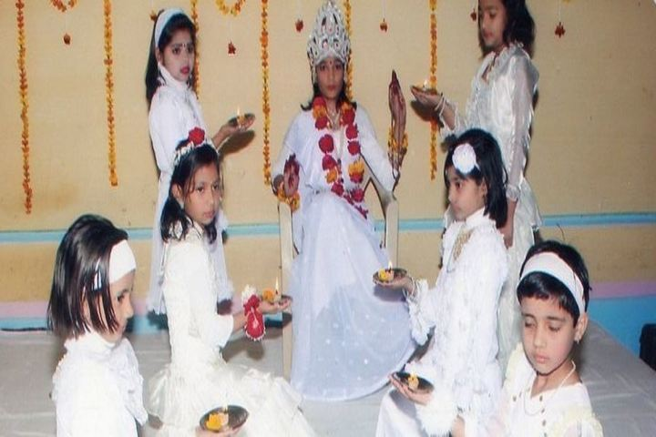 Theosophical Inter College-Cultural program