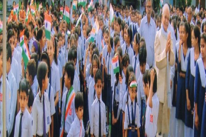 Theosophical Inter College-Republic day celebration