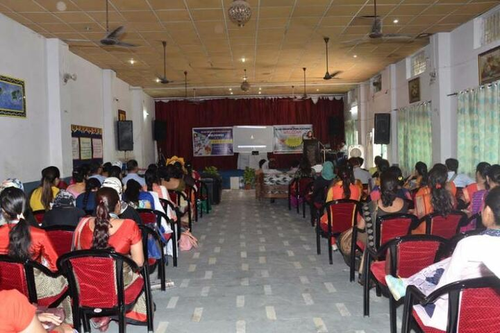 Three Dots Sewamarg Public School-Orientation program
