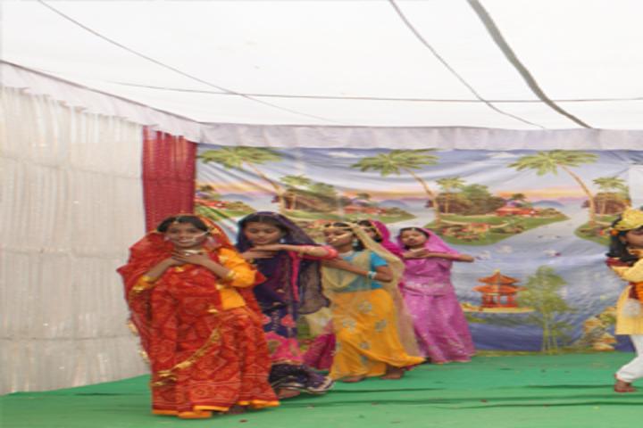 Tomer Children School-Cultural Program