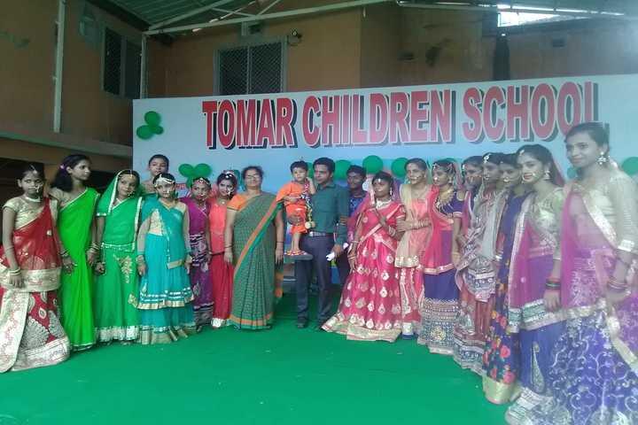Tomer Children School-Teachers Day Celebration