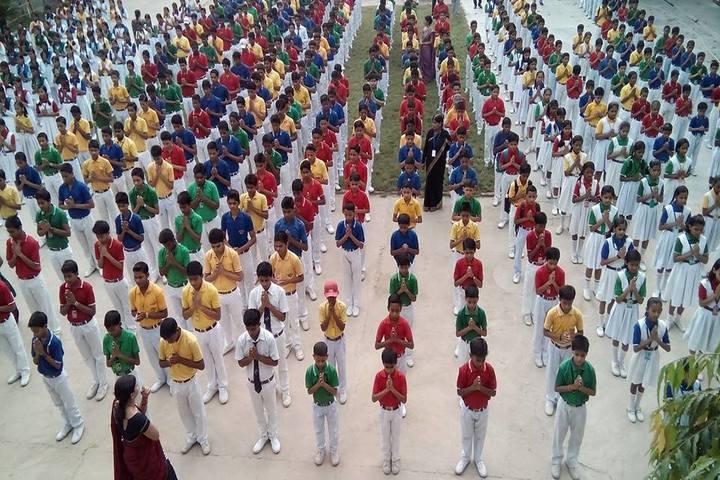 Toolika Public School-Assembly