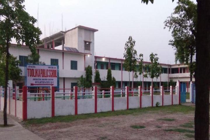 Toolika Public School-Campus