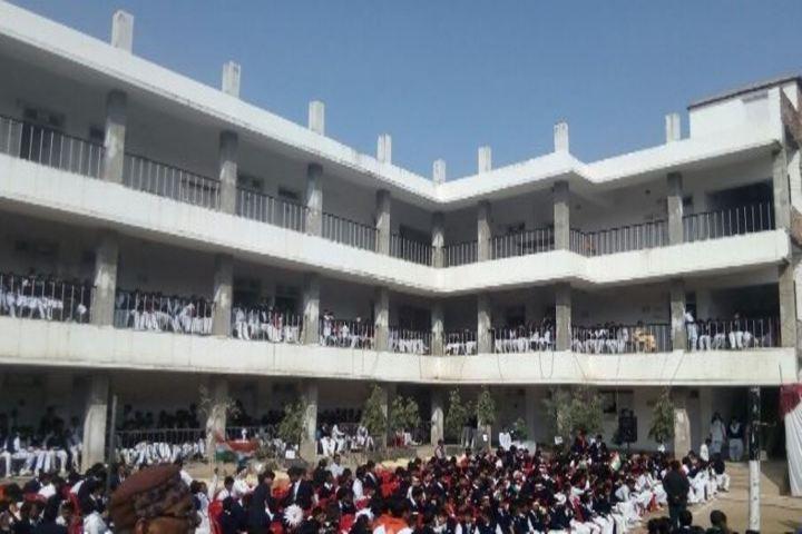 Tulsi Vidya Niketan-Campus View