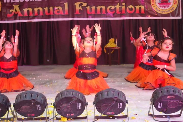 Tundla Public School-Annual Day