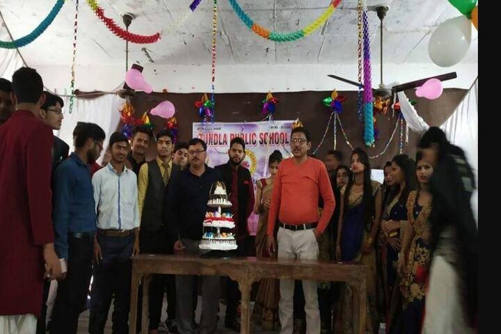 Tundla Public School-Celebration