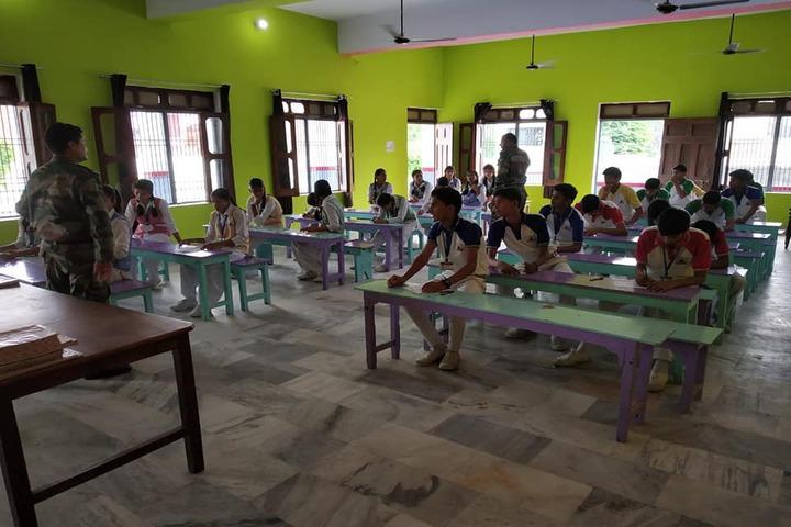 Tundla Public School-Classroom