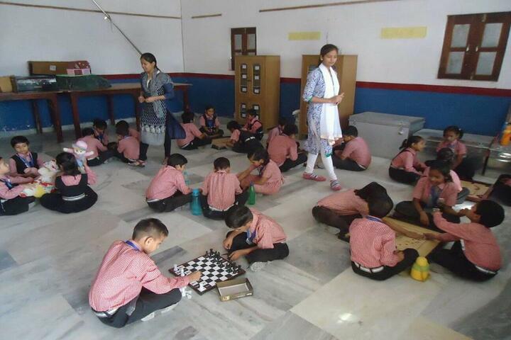 Tundla Public School-Indoor Games