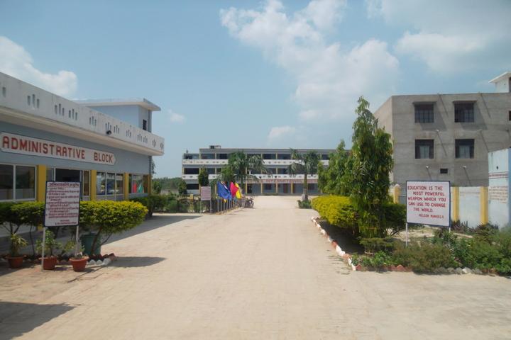 U S International School-Campus view
