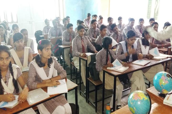 U S International School-Class room